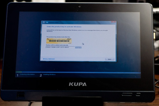 Kupa X11 Windows 8 Product Key