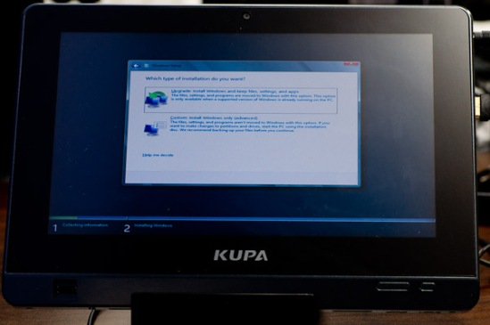 Kupa X11 Windows 8
